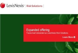 New Approves LexisNexus Verification Services