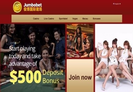 1Click Games Launches New JumboBet Online Casino