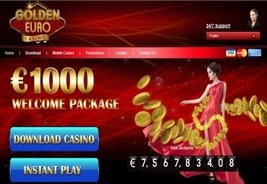 Golden Euro Welcome Offers Lead to Big Wins for New Players