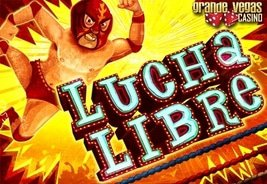 New RTG Slot 'Lucha Libre' Available at Grande Vegas Casino with $125 Bonus