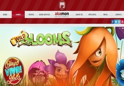 New Slot Titles from Akamon