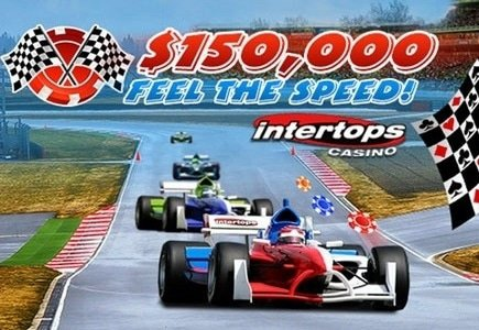 Intertops Casino to Hold an Exciting $150,000 Feel the Speed Bonus Race