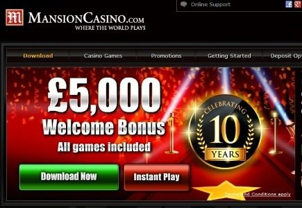 Mansion Holdings Obtains UK Remote gambling License