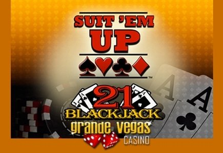 New Blackjack Game Available at Grande Vegas Casino