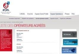ARJEL Renews Licenses