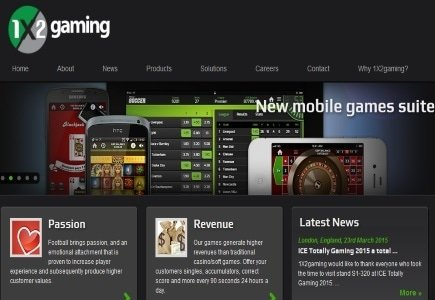 SKS365 Group Signs Up for 1X2 Gaming Content