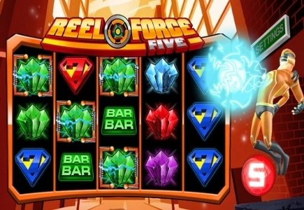CORE Gaming Launches Super Hero Themed Mobile Slot