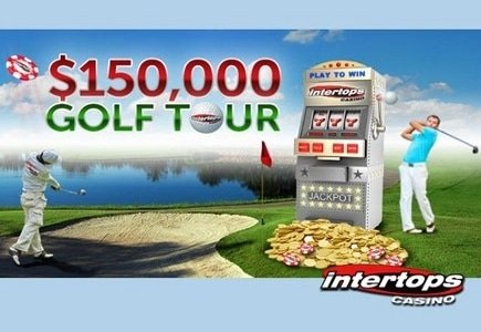 Hit the Green and Earn Some During Intertops' $150,000 Golf Tour Casino Event