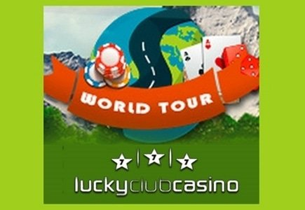 Earn Cash and Free Spins with Lucky Club Casino's World Tour Casino Bonuses