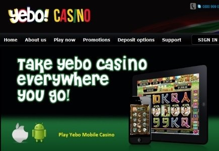 Yebo Casino Pays Out Big Win on Triple Twister