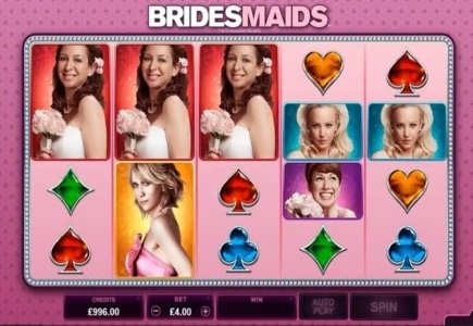 Microgaming to Release Bridesmaids Slot in August 2015