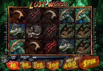 WinADay Lost World Bonuses