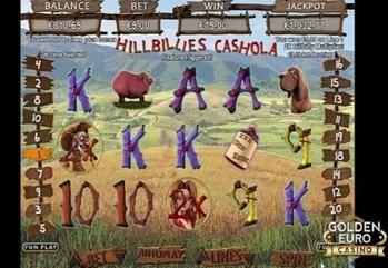 20719 lcb 124k 9d 36 hillbillies cashola slot