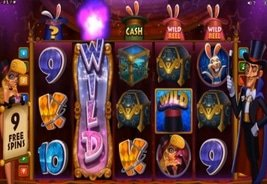 Casino Room Players Wins €90K on Rabbit in the Hat