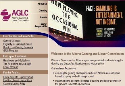Alberta Leans Toward Online Gambling Legalization