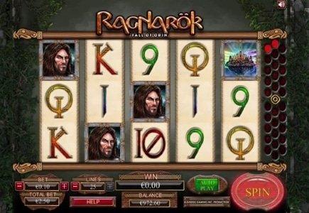 Genesis Gaming's Ragnarök Title Available on Quickfire Platform
