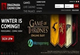 Dragonara Integrates Microgaming Quickfire Products