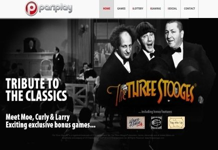 New Three Stooges Slot from PariPlay