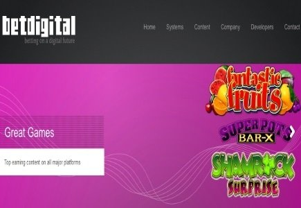 Increased Interest in Betdigital's Proprietary Games