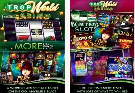 Tropicana Rolls Out New Social Casino App