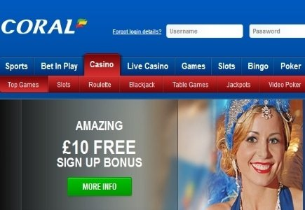 Coral Launches Proprietary Slot Game
