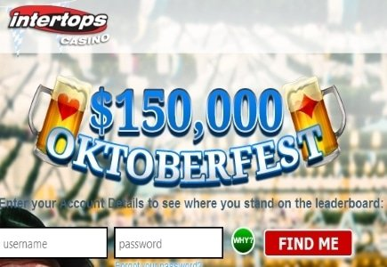 $150K Oktoberfest Celebration at Intertops Casino