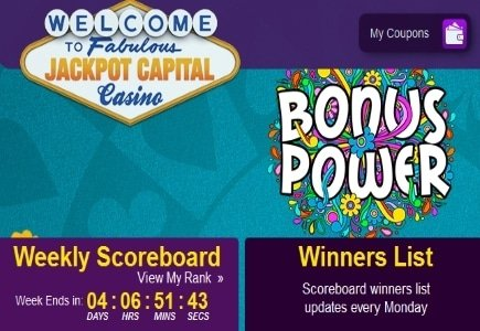 Sharing is Caring with Jackpot Capital Casino's New $90,000 Promotion