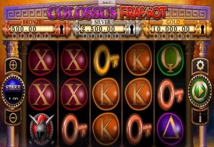 Partial Cashout Feature in New Fracpot Slot