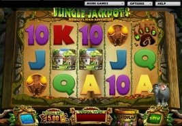 Sky Vegas Exclusively Launches Jungle Book Slot