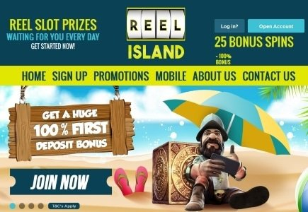 Reel Island is White Hat Gaming's Latest Client