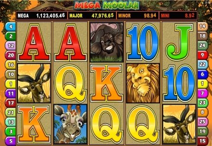 $13M Mega Moolah Jackpot Hits – Update!