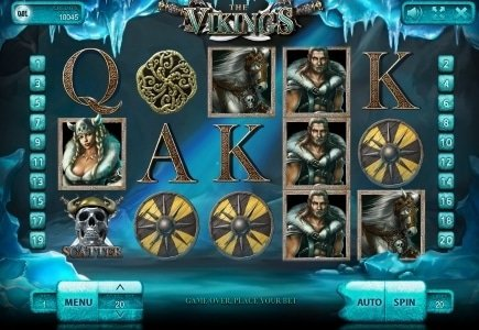 New Endorphina Title: The Vikings