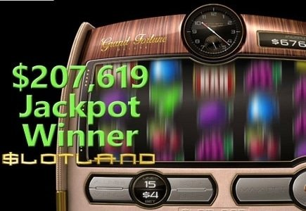 October Brings Birthday Celebrations for Slotland and Over $200k Win for Member