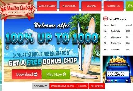Malibu Club Casino Under New Management