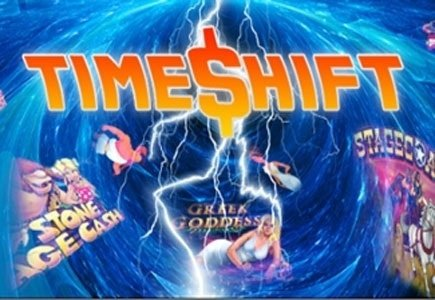 Time$hift Bonus Event Has Lucky Club Casino Members Traveling through Time