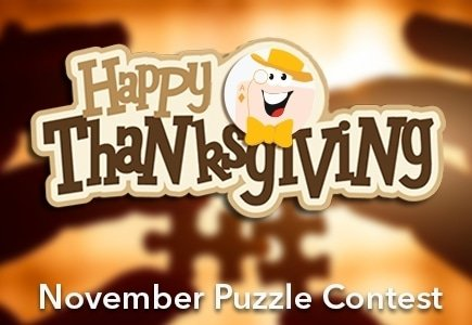 LCB Gives Thanks with the November Thanksgiving Puzzle Contest