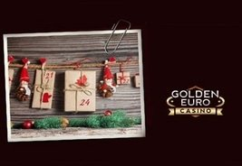 Golden Euro Casino's Advent Calendar to Deliver Daily Prizes
