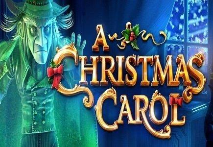 "BetSoft Launches 3D Slot ""A Christmas Carol"""