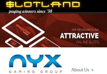 December Slot Releases from NYX, Slotland and Magnet Gaming