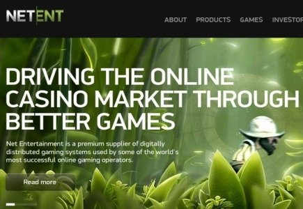 Active Month for NetEnt