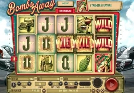 Habanero Launches WWII Themed Slot