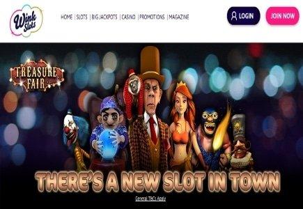 888's Cassava Enterprises Launches New Casino: Wink Slots