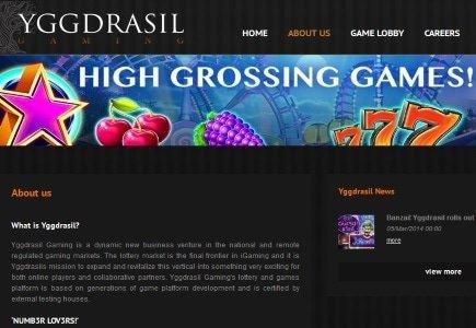 Yggdrasil Gaming Applies for Gibraltar B2B Remote Gaming License