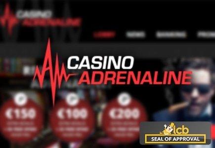 LCB Approved Casino: Casino Adrenaline