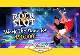 Get Ready to Rock with Jackpot Capital's Rock n Slot Event