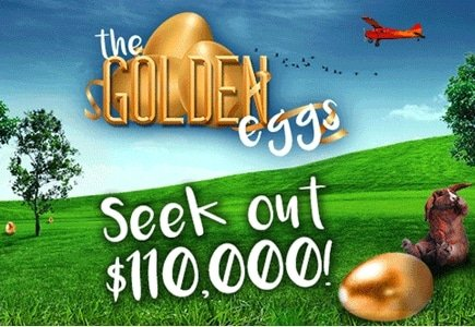 Jackpot Capital Hosts $110,000 Golden Eggs Casino Bonus Event