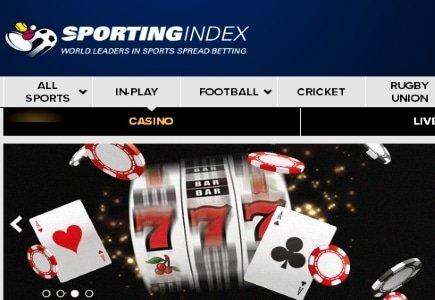 Online Bookie Introduces Casino Games