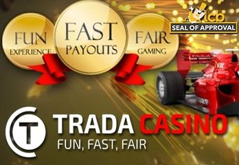 LCB Approved Casino: TradaCasino