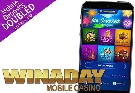 WinADay to Revamp Mobile Casino