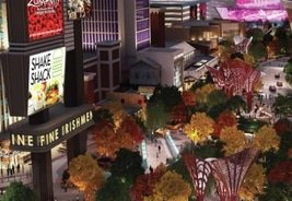 The Park: MGM's Latest Addition to the Las Vegas Strip Opens to the Public